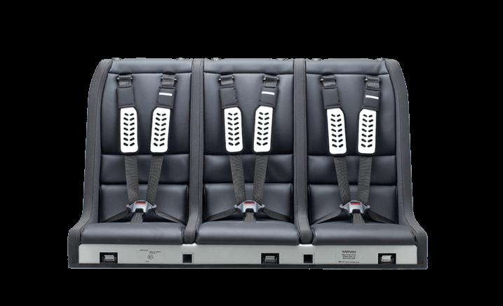 Multimac 1000 (3 seater)