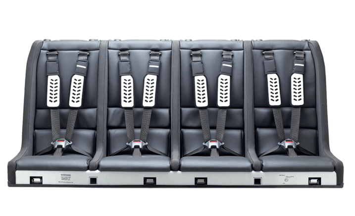 Multimac 1320 (4 seater)