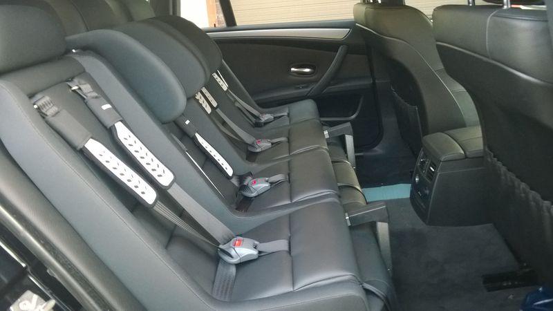 Multimac Bmw 5 Series Child Car Seats