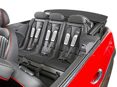 We also make a smaller 3 seater, the MM 930 which fits a MINI