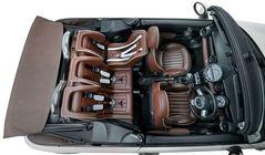3 Child Seat MM 930 in a Mini Cooper S