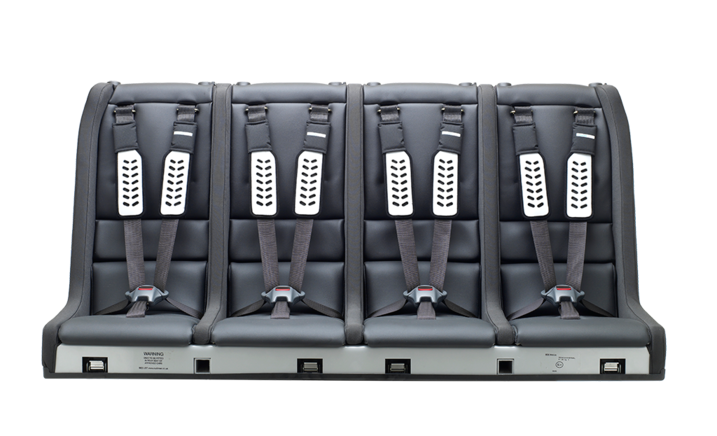 Multimac 1200 (4 seater)