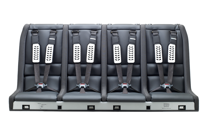Multimac 1260 (4 seater)