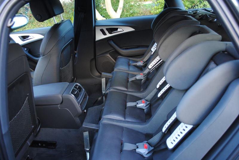 Multimac - Audi A6 Avant - Child Car Seats