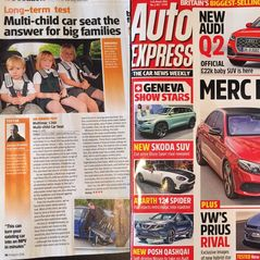 Auto Express Review - March 2016