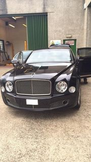 MULTIMAC IN BENTLEY MULSANNE