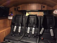 Superclub in a camper van !