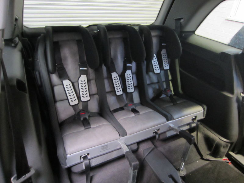 Multimac - Rear seats of Zafira - Child Car Seats